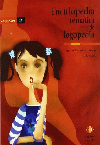9788497003612: Enciclopedia temática de logopedia