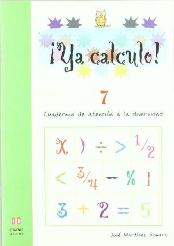 9788497004541: Ya calculo! 5 - cuadernos de atencion a la diversidad