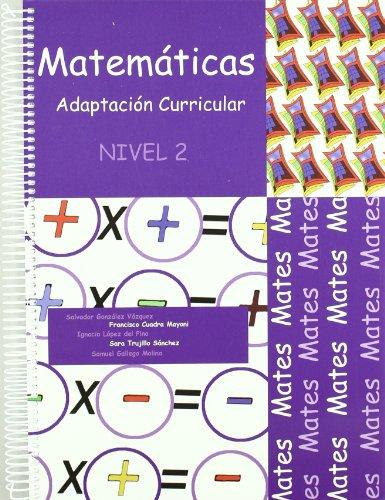 Matematicas. 2 ESO. Adaptacion curricular.: Varios Autores