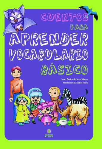 9788497006248: Cuentos para aprender vocabulario básico