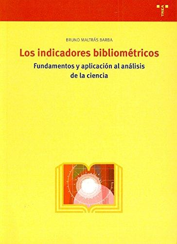 INDICADORES BIBLIOMETRICOS  LOS
