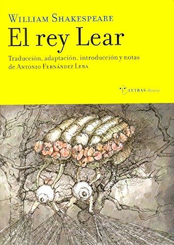 9788497040938: El rey Lear (Narrativa)