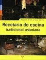 9788497041058: RECETARIO DE COCINA TRADICIONAL ASTURIANA