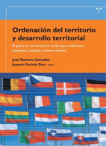 Ordenación del territorio y desarrollo territorial: gobierno: Juan Romero González