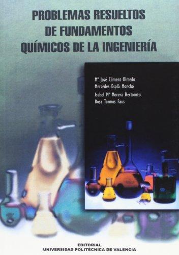 9788497050883: Problemas Resueltos de Fundamentos Químicos de La Ingeniería (Académica)
