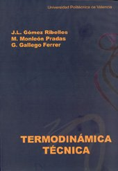 9788497051989: Termodinámica Técnica (Académica)