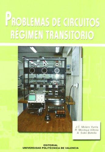 9788497053679: PROBLEMAS DE CIRCUITOS. RÉGIMEN TRANSITORIO