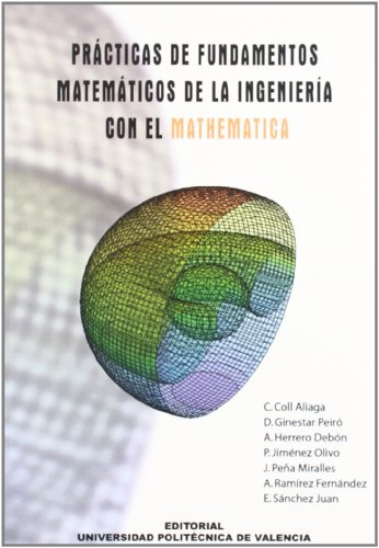 9788497056144: Prácticas de Fundamentos Matemáticos de La Ingeniería Con el Mathematica (Académica)