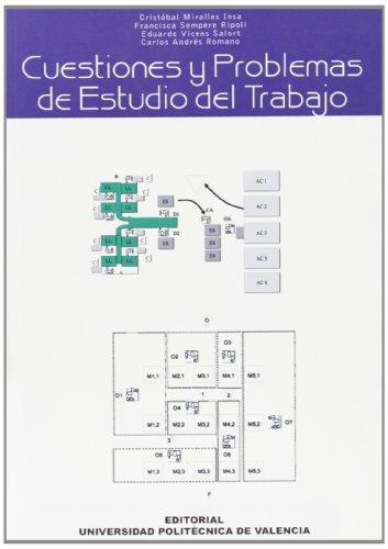 9788497057202: Cuestiones y Problemas de Estudio Del Trabajo (Académica)