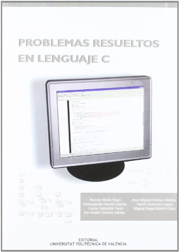 9788497058834: PROBLEMAS RESUELTOS EN LENGUAJE C (INCLUYE CD-ROM)