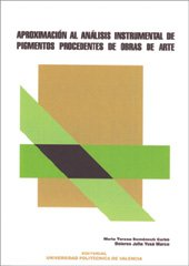 9788497059428: Aproximacion Al Analisis Instrumental de Pigmentos Procedentes de Obras de Arte (Spanish Edition)