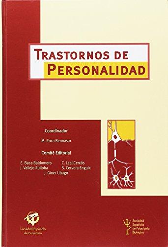 9788497060615: Trastornos de Personalidad (Spanish Edition)