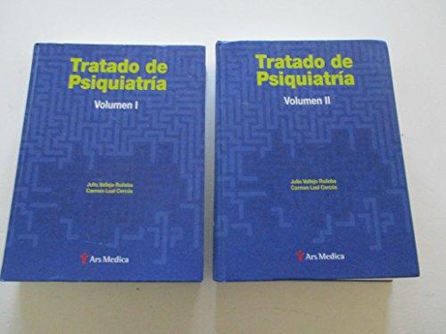 9788497060820: Tratado de psiquiatria, 2 vols