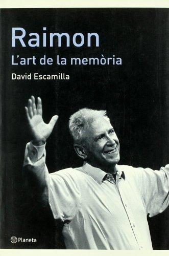 9788497081306: Raimon: L'Art de La Memoria