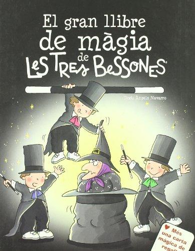 9788497089890: El gran llibre de m?gia de Les Tres Bessones