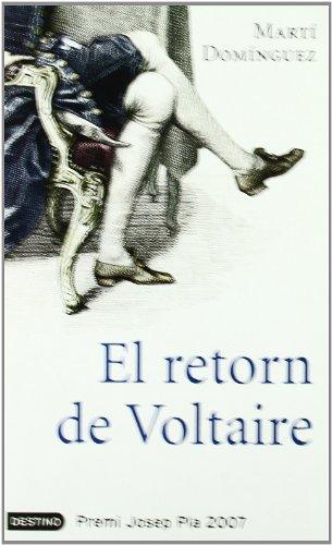 9788497100953: El Retorn de Voltaire (L'ancora)