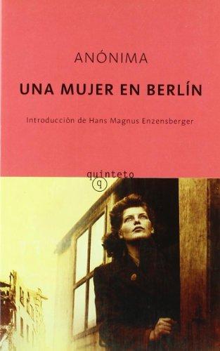 9788497110143: Una Mujer En Berlin
