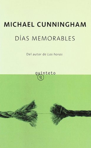 9788497110198: Días memorables (Quinteto Bolsillo)