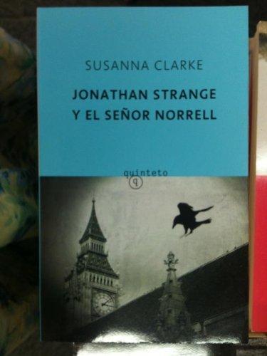 9788497110235: Jonathan Strange y el señor Norrell (Quinteto Bolsillo)