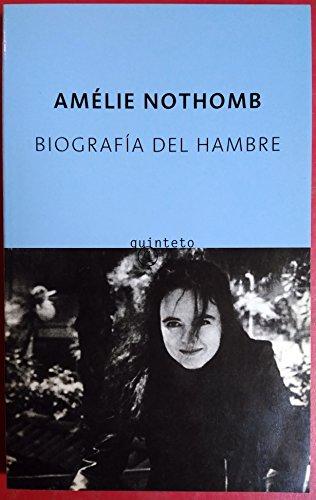 9788497110495: BIOGRAFIA DEL HAMBRE (Spanish Edition)