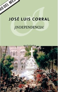 9788497110655: ¡independencia! (Quinteto Bolsillo)