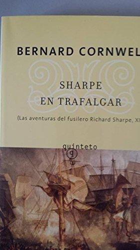 9788497110709: Sharpe en trafalgar (Quinteto Bolsillo)