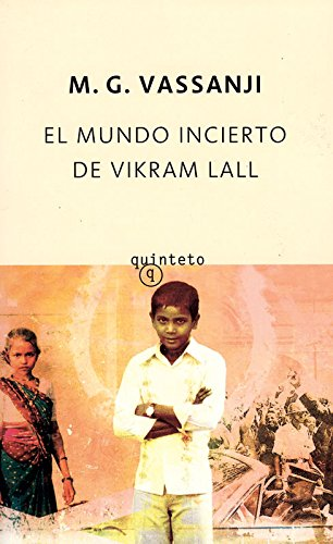 9788497110808: Mundo incierto de vikram lall, el (Quinteto Bolsillo)