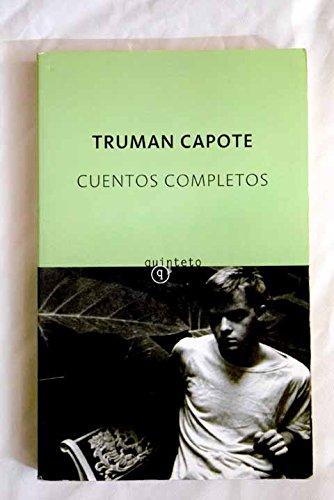 9788497110976: Cuentos completos (Quinteto Bolsillo)