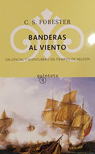 9788497111034: Banderas al viento (Quinteto Bolsillo)