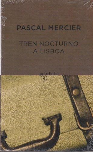 9788497111119: TREN NOCTURNO A LISBOA (ALE)