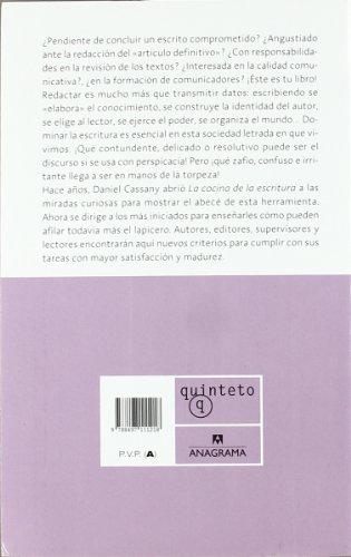 9788497111218: Afilar el lapicero (Quinteto Bolsillo)
