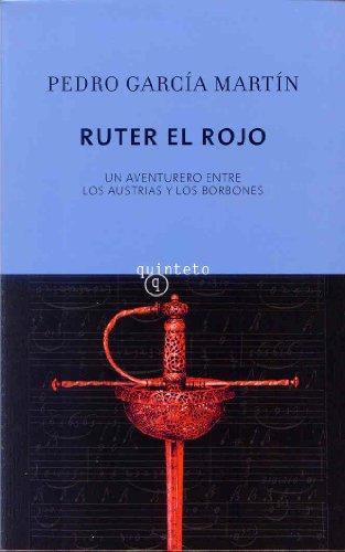 9788497111270: Ruter el Rojo (Quinteto Bolsillo)