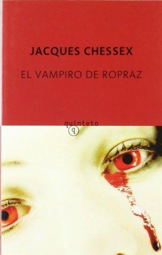 9788497111508: El vampiro de Ropraz