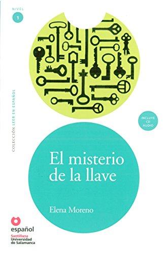 El misterio de la llave(Libro +CD) Leer: Moreno, Elsa
