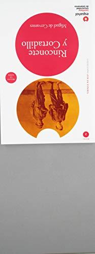 9788497130622: Rinconete y cortadillo (Libro + CD)(Leer En Espanol Level 2) (Spanish Edition)