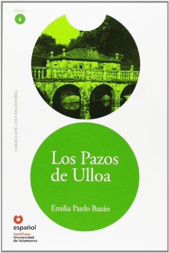 9788497130929: Los Pazos de Ulloa/ The House fo Ulloa (Leer En Espanol Level 6) (Spanish Edition)