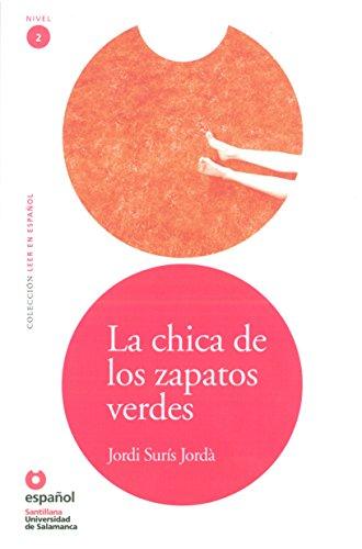 9788497131070: LEER EN ESPAÑOL NIVEL 2 LA CHICA DE LOS ZAPATOS VERDES + CD