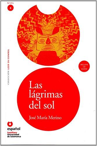 9788497131186: Las lagrimas del sol (Libro + CD)(The Sun's Tears) (Leer en espanol Level 4) (Spanish Edition)