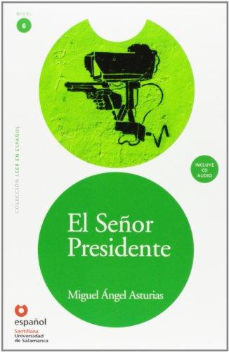 9788497131254: Lee Nivel 6 el Señor Presidente (Leer En Español)