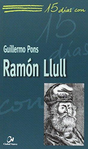 15 días con Ramón Llull: Guillermo Pons Pons