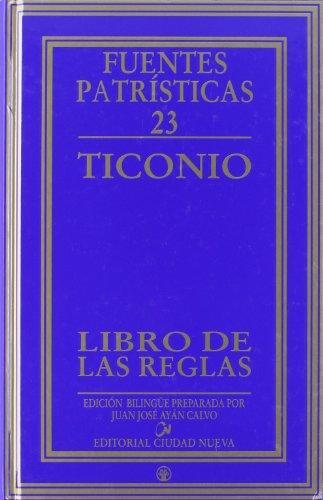 9788497151825: Libro de las reglas (Fuentes Patrísticas, sección textos)