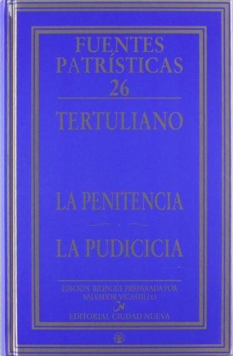 9788497152396: PENITENCIA, LA PUDICICIA