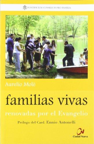 9788497152501: Familias vivas-renovadas por el evangelio