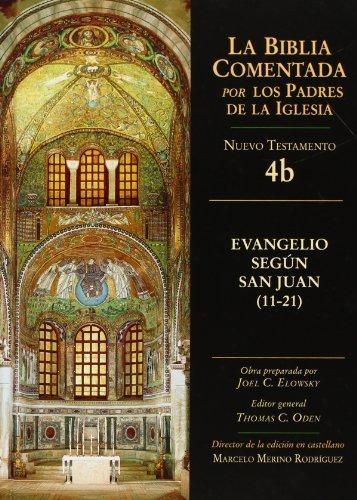 9788497152723: Evangelio según san Juan 11-21