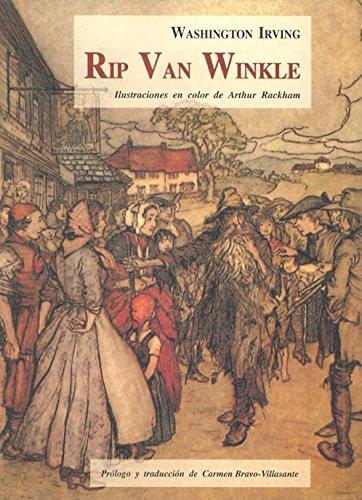 9788497161367: Rip van Winkle