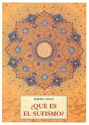 9788497161466: ¿Que Es El Sufismo?