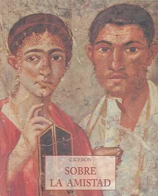 9788497161848: Sobre La Amistad - De Amicitia (Peq. Libros De La Sabiduria)