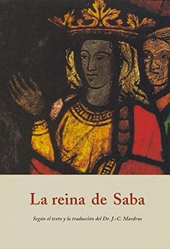 Reina de saba: Sin Autor