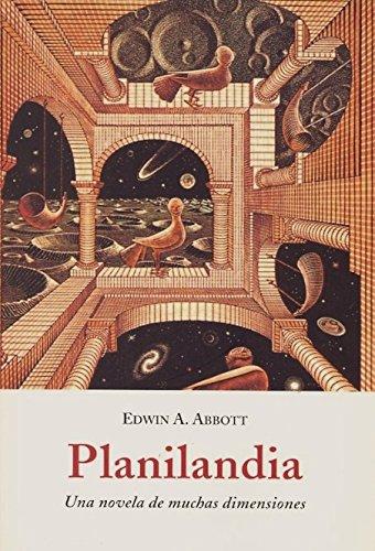 9788497163668: Planilandia - una novela de muchas dimensiones (2ª ed.) (El Barquero (olañeta))