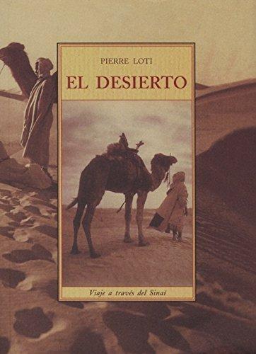 9788497165426: Desierto, el (Terra Incognita)